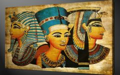 Egyptian Canvas Wall Art