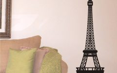 Eiffel Tower Wall Hanging Art