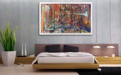 Extra Large Framed Wall Art