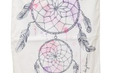 Dreamcatcher Fabric Wall Art