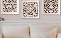 Fretwork Wall Art