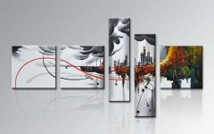 Abstract Graphic Wall Art