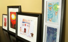 Funky Art Framed Prints