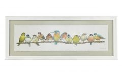 Birds Framed Art Prints