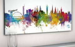 Glasgow Canvas Wall Art