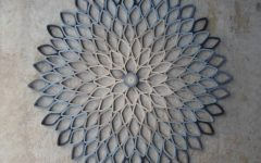 Large Round Wall Art