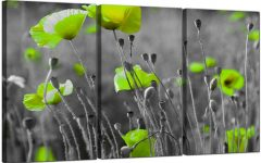 Lime Green Wall Art