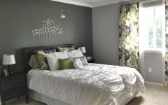 Grey and White Wall Accents