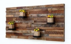 Wooden Wall Accents