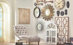 Distressed Metal Wall Art