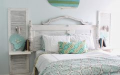 Fabric Wall Art Above Bed