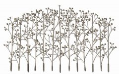 Metal Wall Art Trees