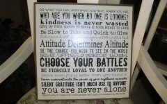 Inspirational Wall Plaques