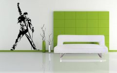 Freddie Mercury Wall Art