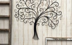 Iron Metal Wall Art