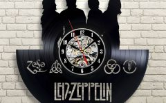 Led Zeppelin 3d Wall Art