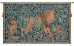 Lion I European Tapestries