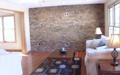 Wallpaper Living Room Wall Accents