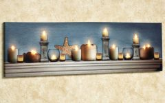 Lighted Canvas Wall Art