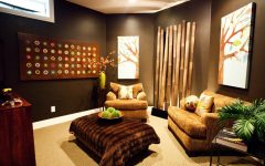 Wall Accents for Media Room