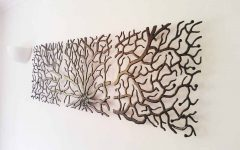 Wrought Iron Tree Wall Art