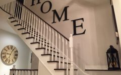 Staircase Wall Accents