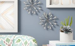 2 Piece Starburst Wall Decor Sets
