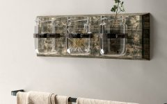 Three Glass Holder Wall Decor