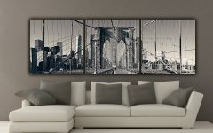 New York City Canvas Wall Art