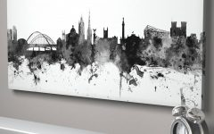 Newcastle Canvas Wall Art