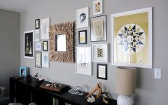 Mirror Sets Wall Accents