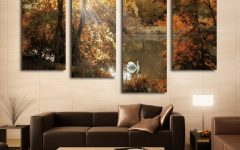Multi Panel Canvas Wall Art