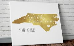 North Carolina Wall Art