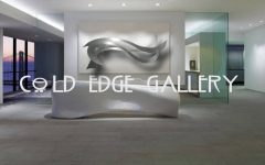 Contemporary Large Metal Wall Art