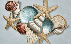 Coastal Metal Wall Art