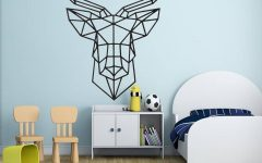Love Coco 3d Vinyl Wall Art