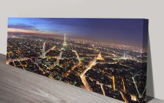 Panoramic Canvas Wall Art