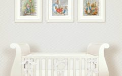 Peter Rabbit Wall Art
