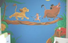 Lion King Wall Art