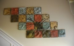 Tile Canvas Wall Art