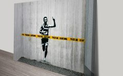 Banksy Canvas Wall Art