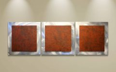 Rusted Metal Wall Art