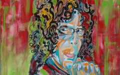 Howard Stern Canvas Wall Art