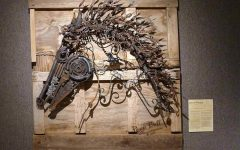 Scrap Metal Wall Art