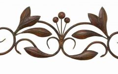 Small Metal Wall Art Decor