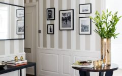 Vertical Stripes Wall Accents