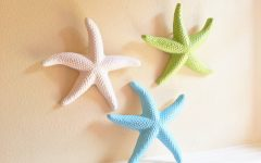 Large Starfish Wall Decors