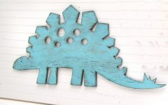 Dinosaur Wall Art for Kids