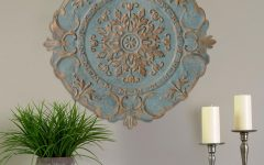 European Medallion Wall Decor