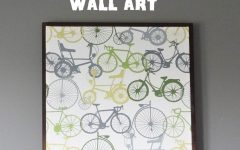 Stretchable Fabric Wall Art